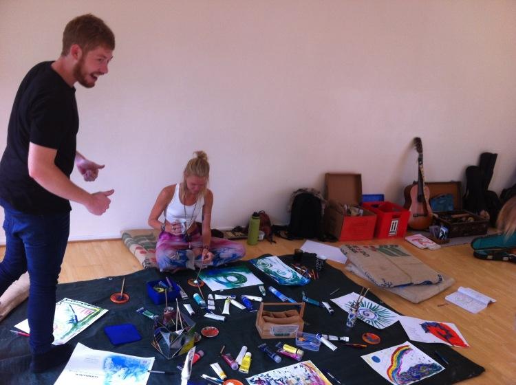 Creativity & Music workshop